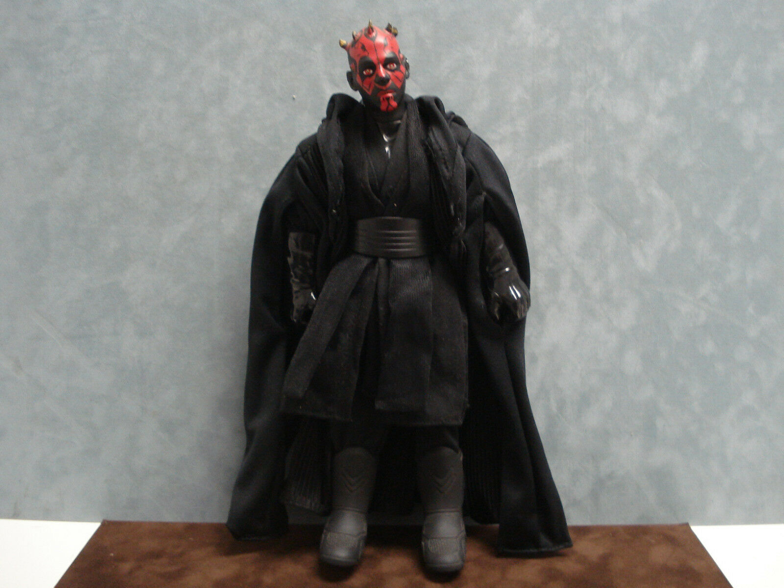 "Star Wars Vintage Darth Maul Action Figure 12"" Tall • $19 ..."