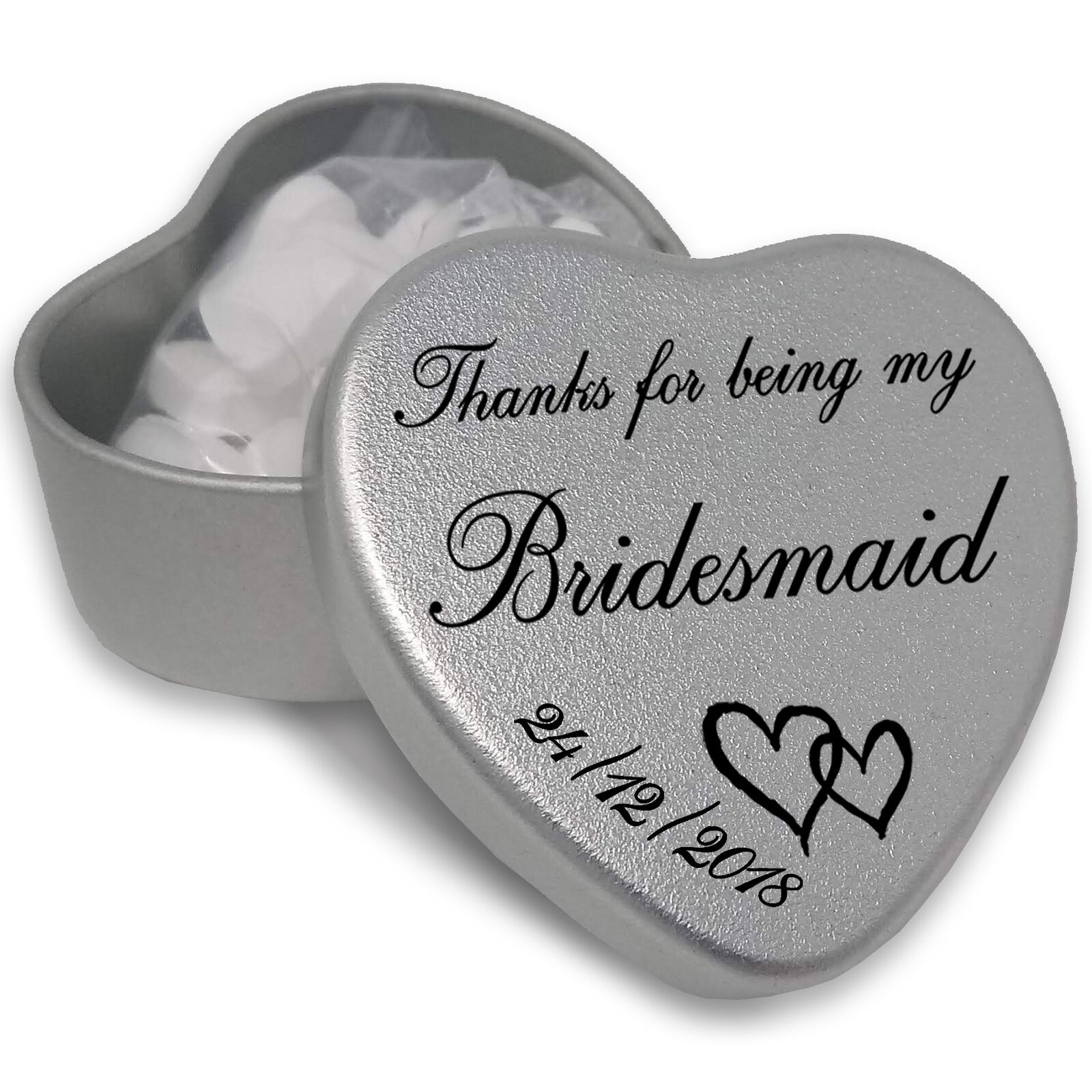 Luxury Personalised Wedding Gifts For Guests Keepsake And Momento