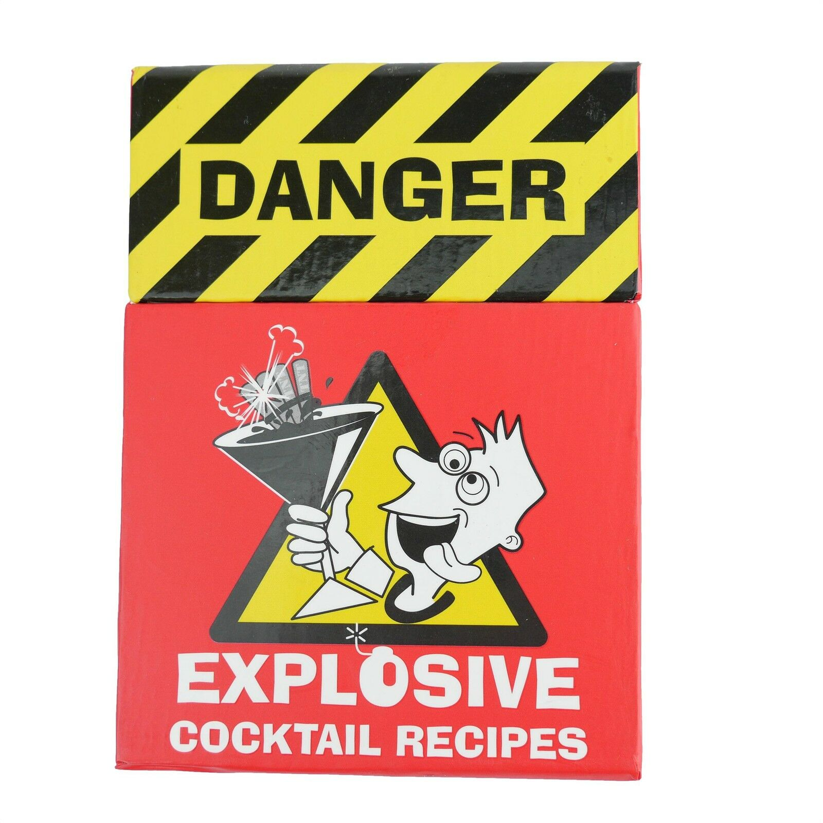 DANGEROUS COCKTAIL RECIPES - Kitchen Bar Party Man Cave Hen's Party Gift