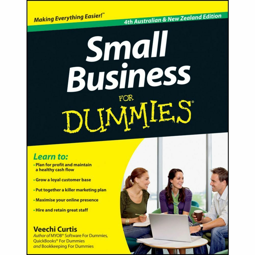 Small Business For Dummies 4th Australian Edition