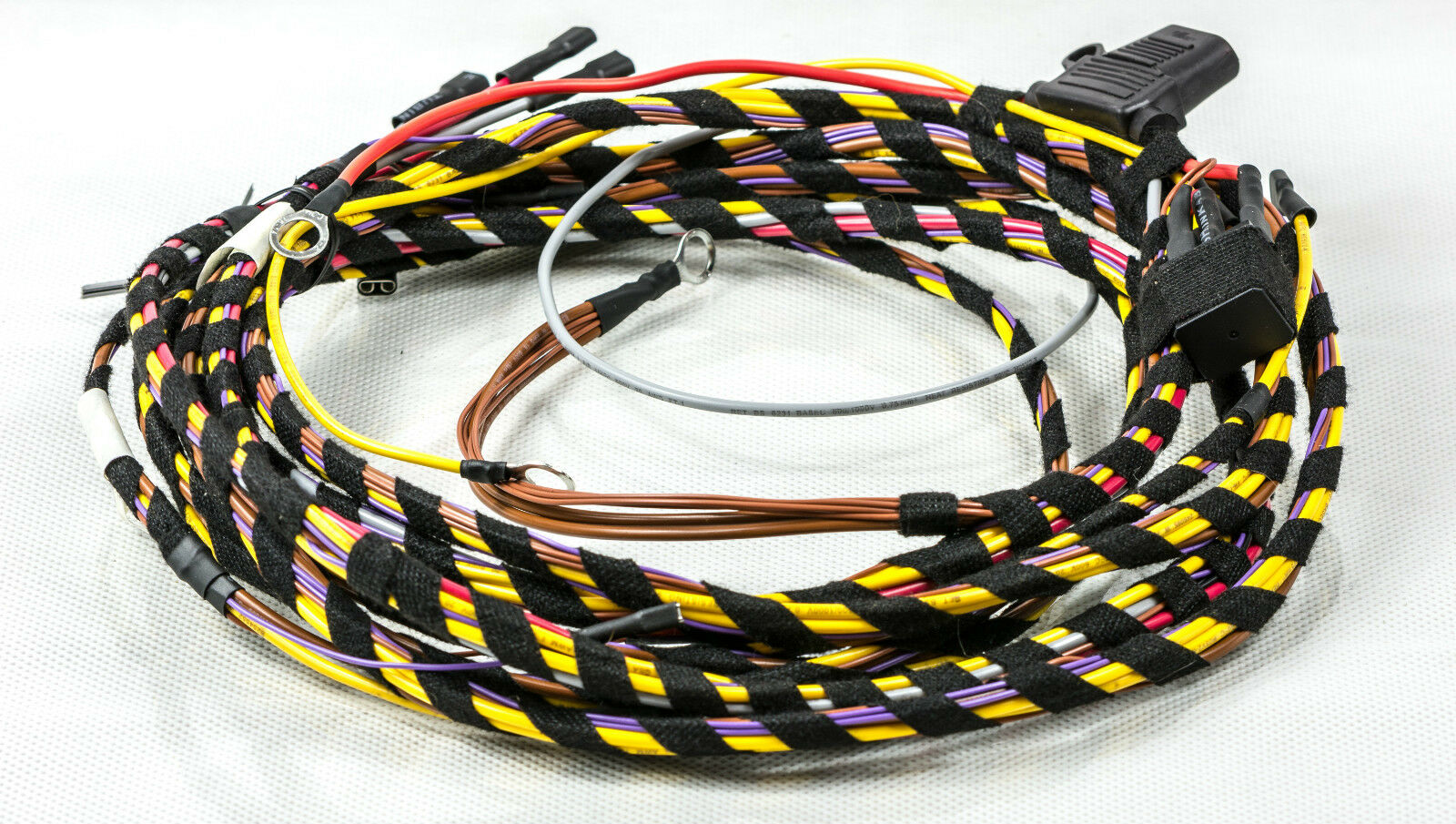 Vw Golf Mk4 Leon Bora Heated Seat Loom Wiring Harness Brand New 1 Of 1free Shipping