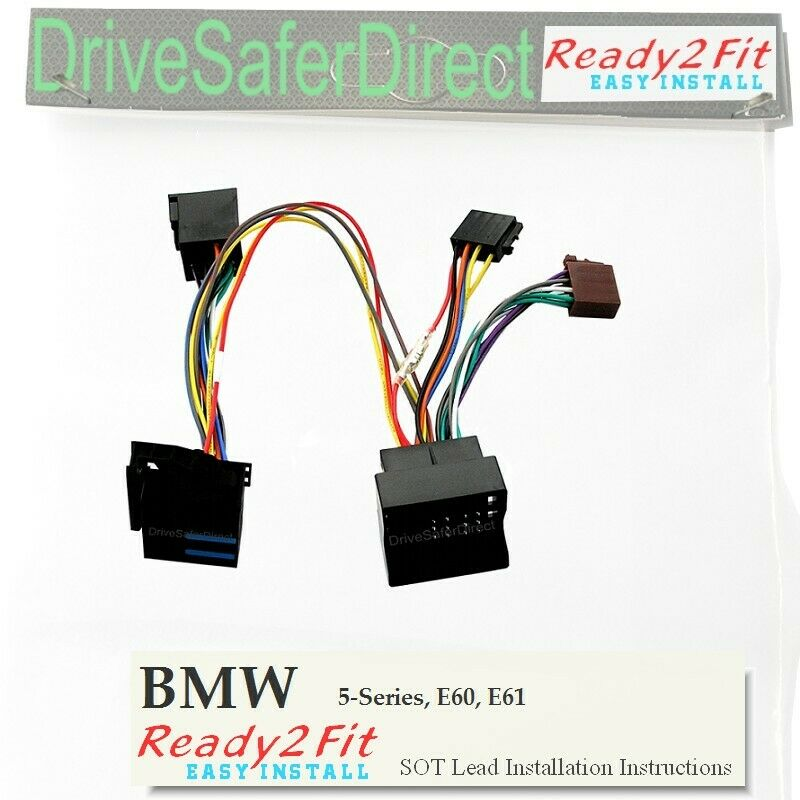 Iso sot 0441 r adaptor for parrot asteroid tablet bmw 5e60e61 1 of 1only 4 available greentooth Gallery