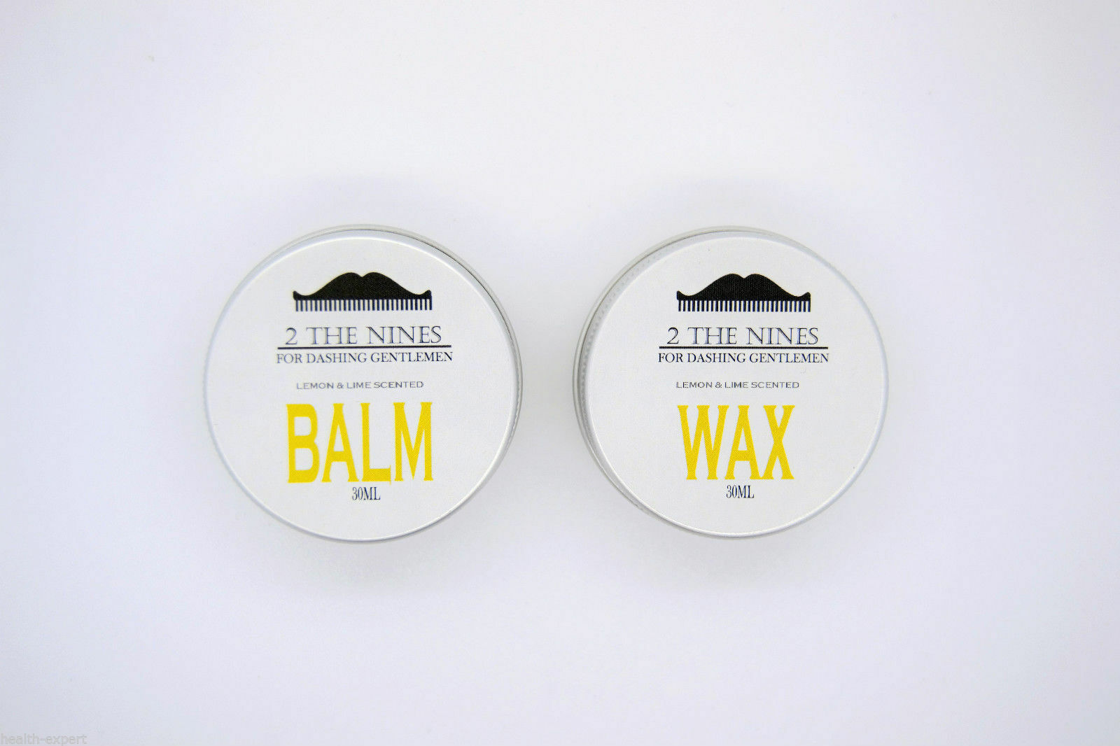 2 the nines salon 30ml moustache wax 30ml beard balm for 2 the nines salon
