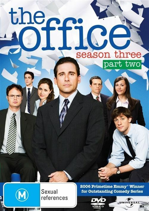 The office season 3 part 2 dvd 2009 2 disc set - The office online season 6 ...