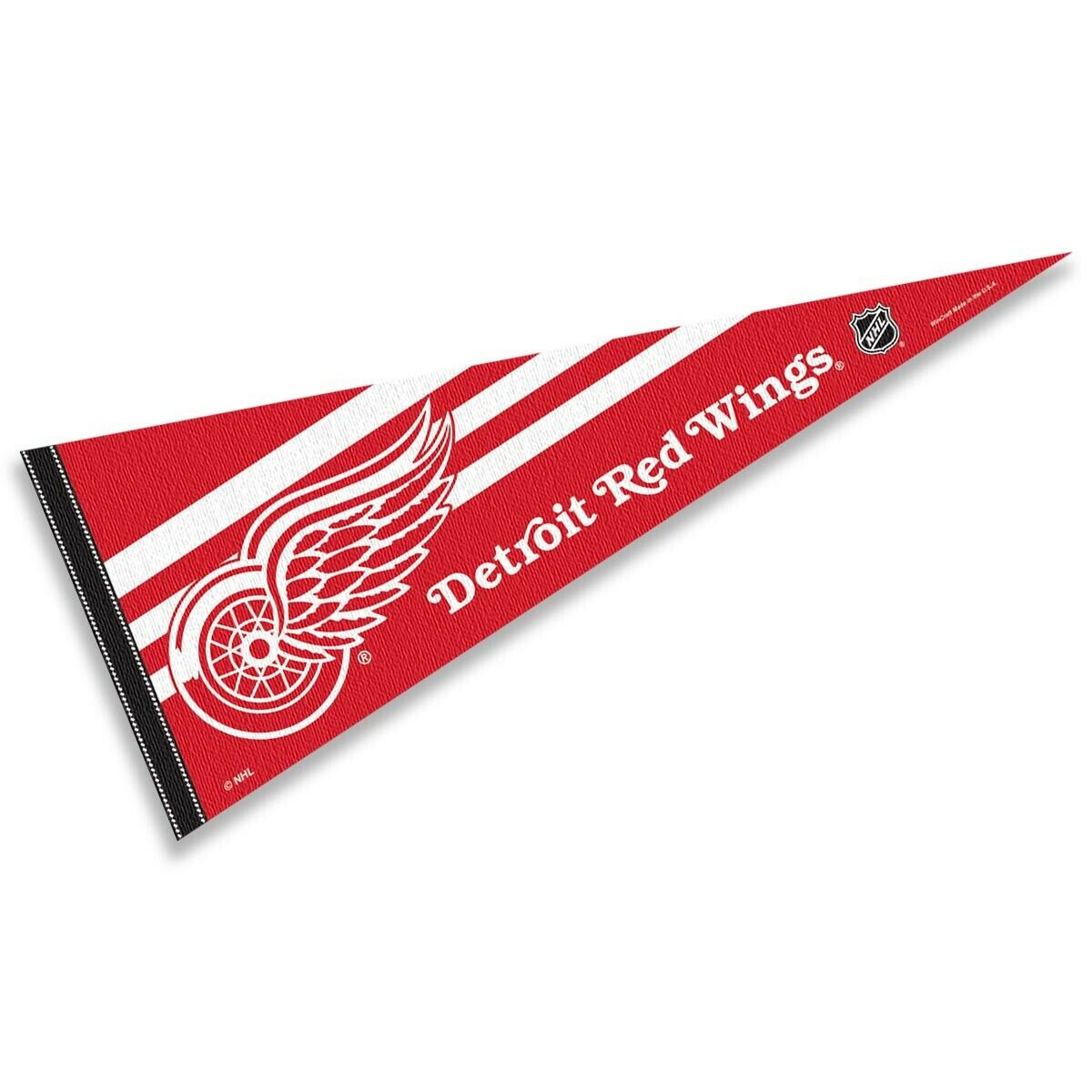 Detroit Red Wings Logo Pennant 1 Of 1FREE Shipping