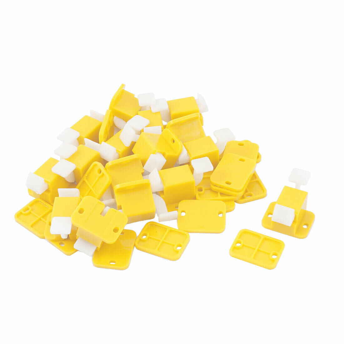 Pcb Ict Prototype Test Fixture Jig Edge Latches Yellow White 16pcs Spacer Circuit Board Support Buy Push Spacerpcb Driver 1 Of 2only 5 Available