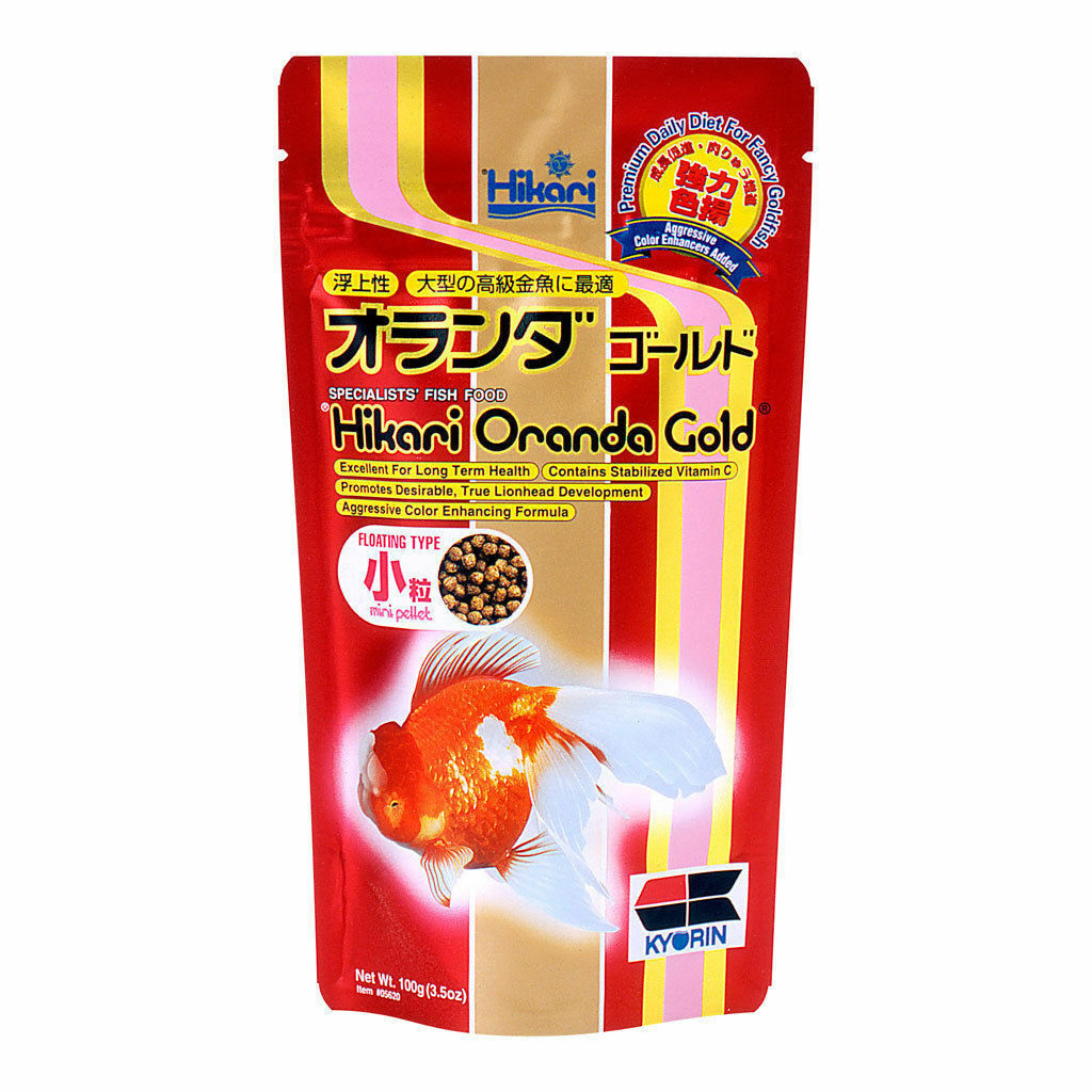 Hikari* Oranda Gold 100g,300g Goldfish Food, Mini Pellets