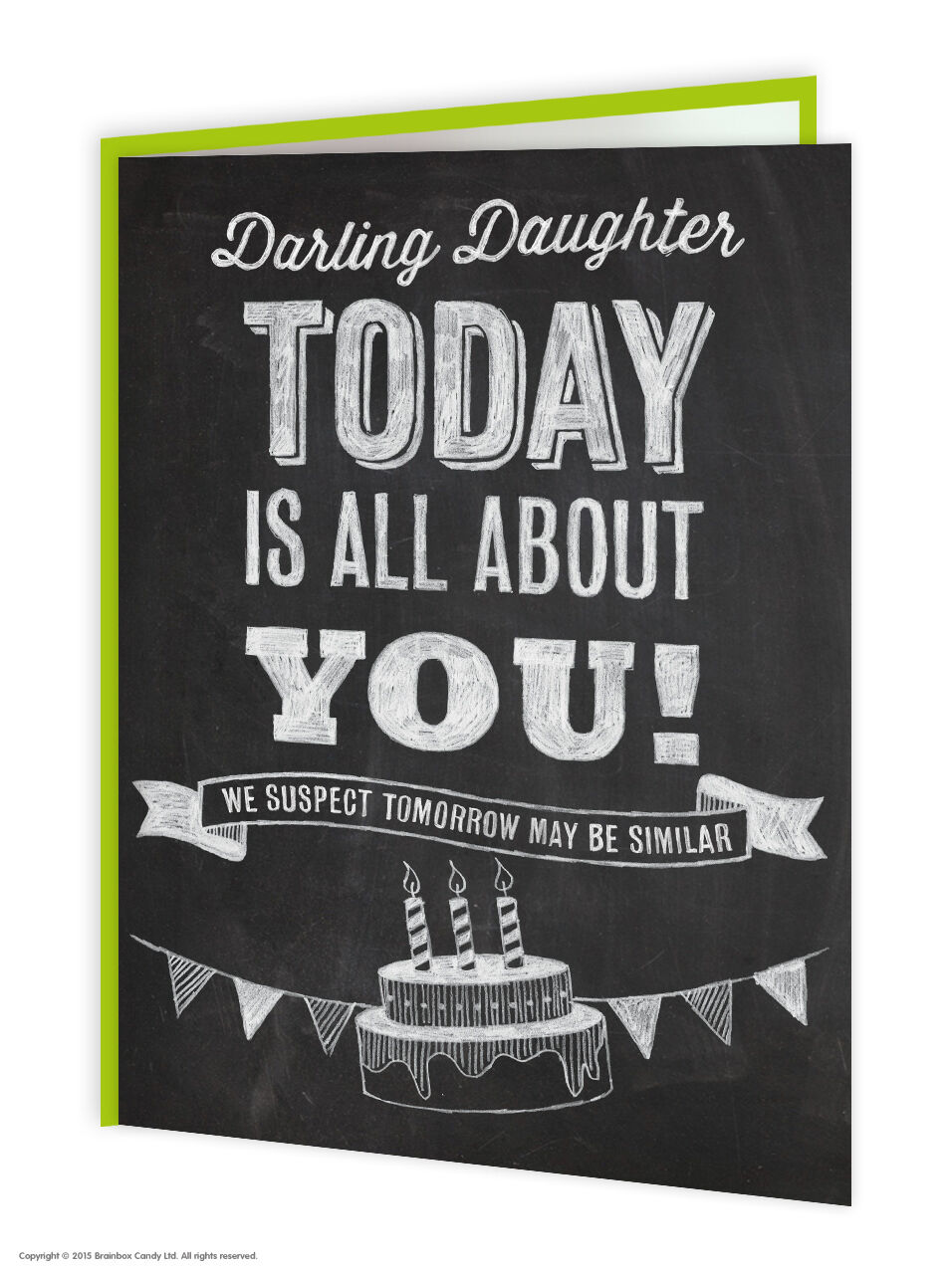 Sale Daughter Birthday Greetings Card Funny Comedy Humour Novelty