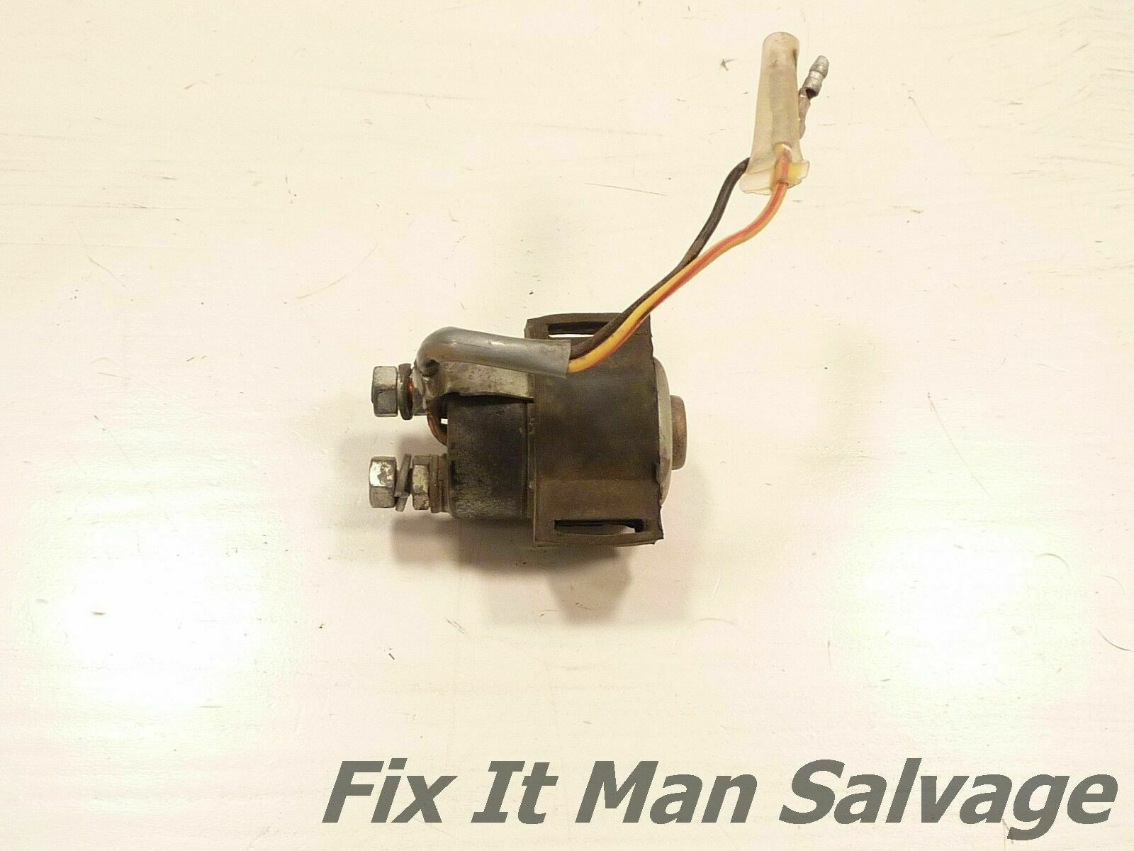 1973 Honda CB500 Starter Solenoid / Electric Motor Start Switch Starting  Relay 1 of 2Only 1 available ...