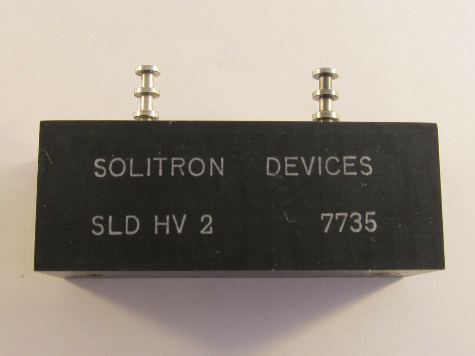 SLDHV2 SOLITRON Hochspannungs Power Diode 2KV 50A