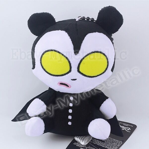 the nightmare before christmas vampire scary teddy 11cm soft plush doll toy 1 of 1free shipping