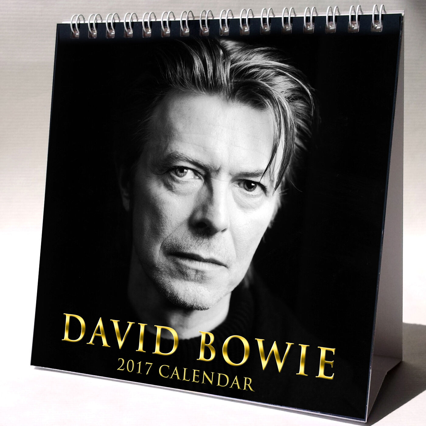 David Bowie Desktop Calendar 2017 NEW Space Oddity Ziggy ...