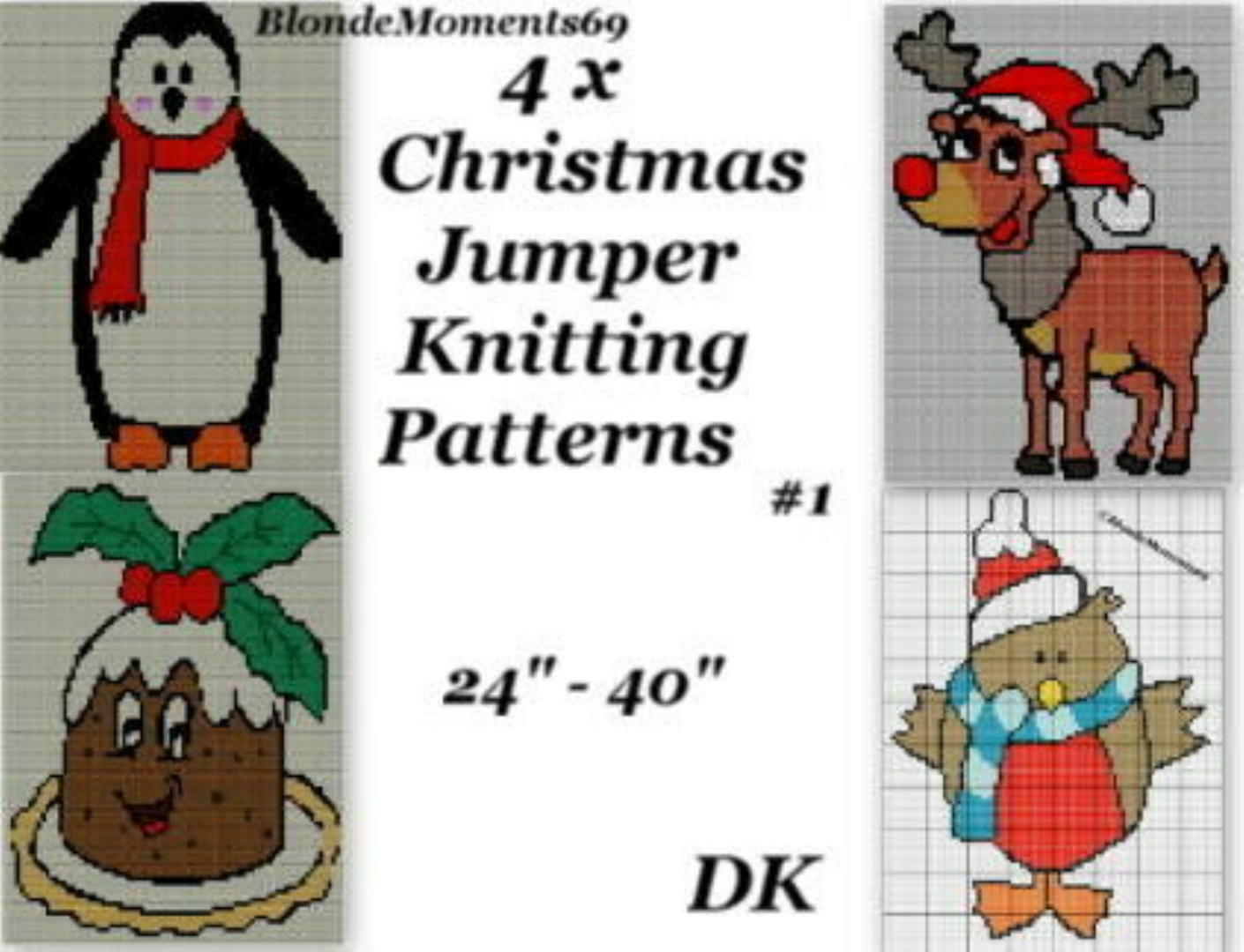 Christmas Penguin Jumper Knitting Pattern : Ideas About Christmas Jumper Knitting Patterns Uk, - Easy DIY Christmas Decor...