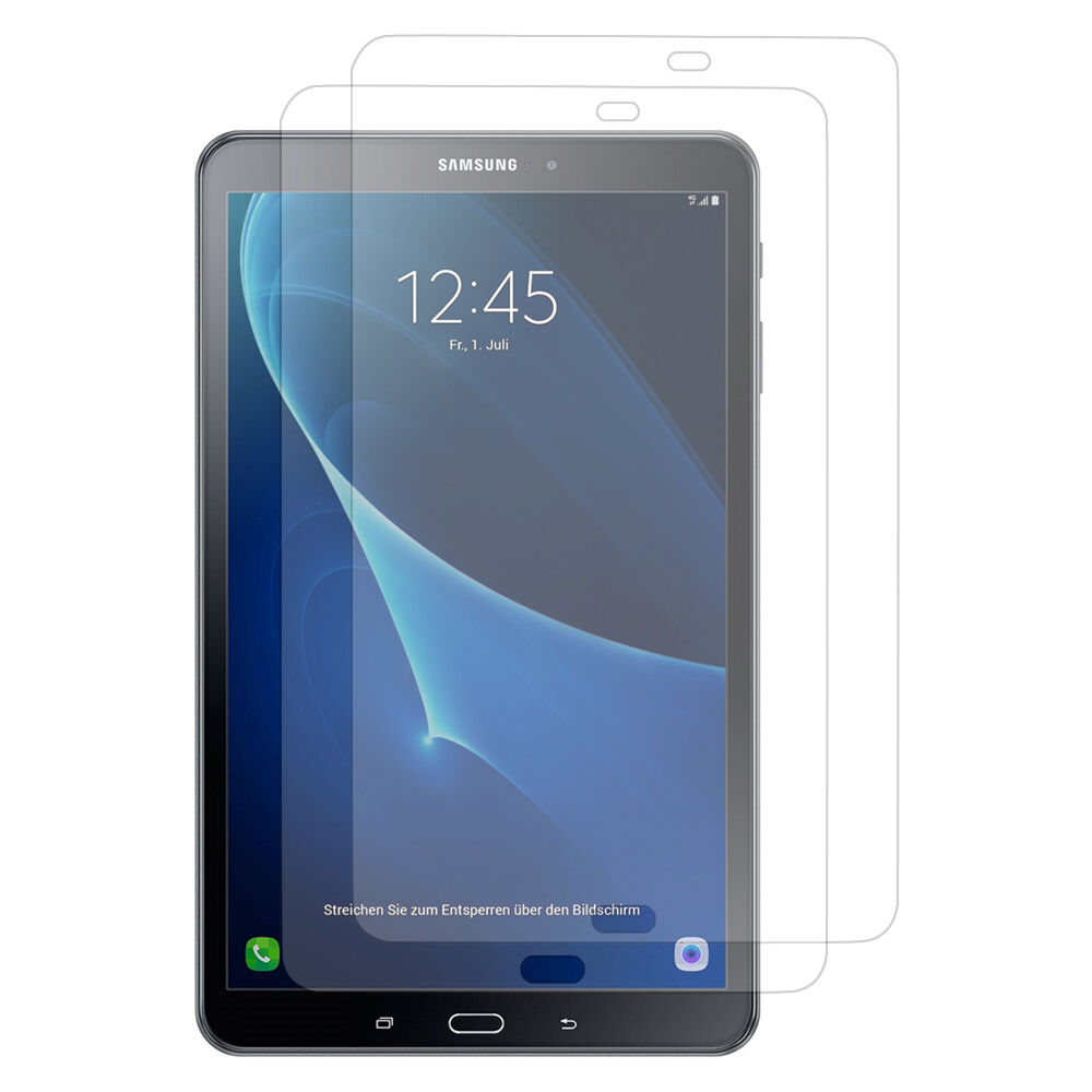 Lot pack film protecteurs protection samsung galaxy tab for Sm t580nzkaxef