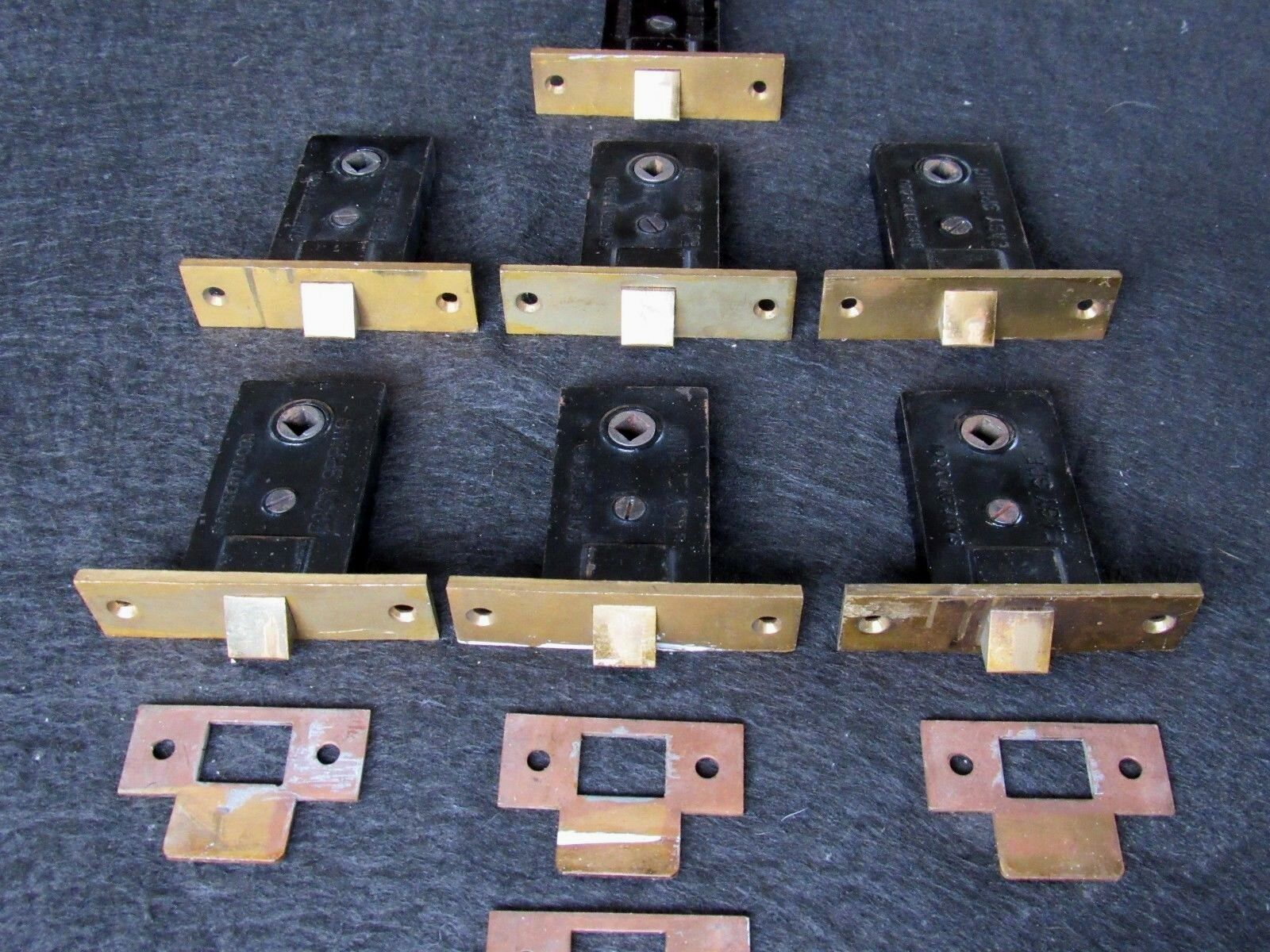 1 Antique High Quality SARGENT & Co. Easy Spring Mortise Lock (7 Available)
