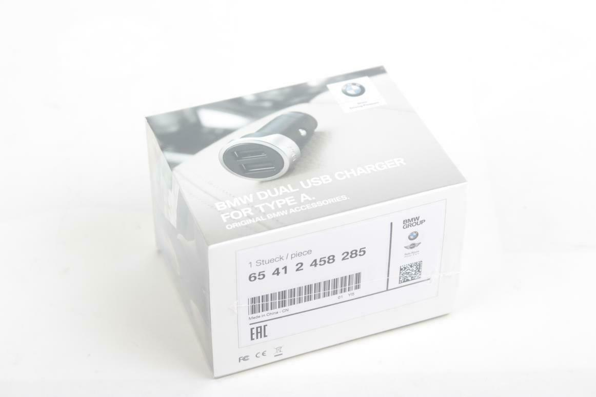 Bmw Genuine Dual Usb Charger For Cigarette Lighter Apple Ipod Ipad Wiring Harness 1 Of 5only 2 Available