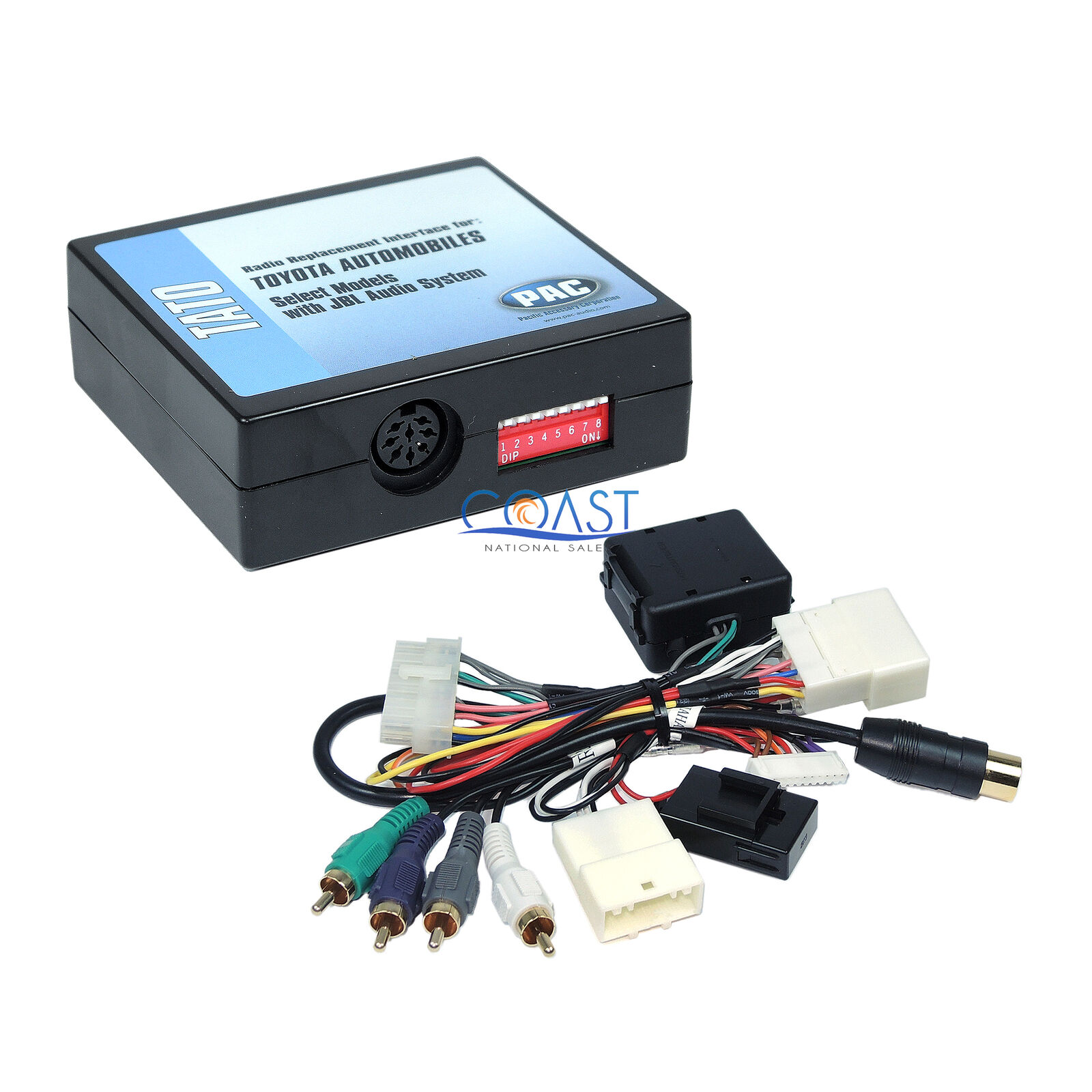 Car Radio Stereo JBL System Amplifier Wiring Interface for 2003-up Toyota  Lexus 1 of 3FREE Shipping ...