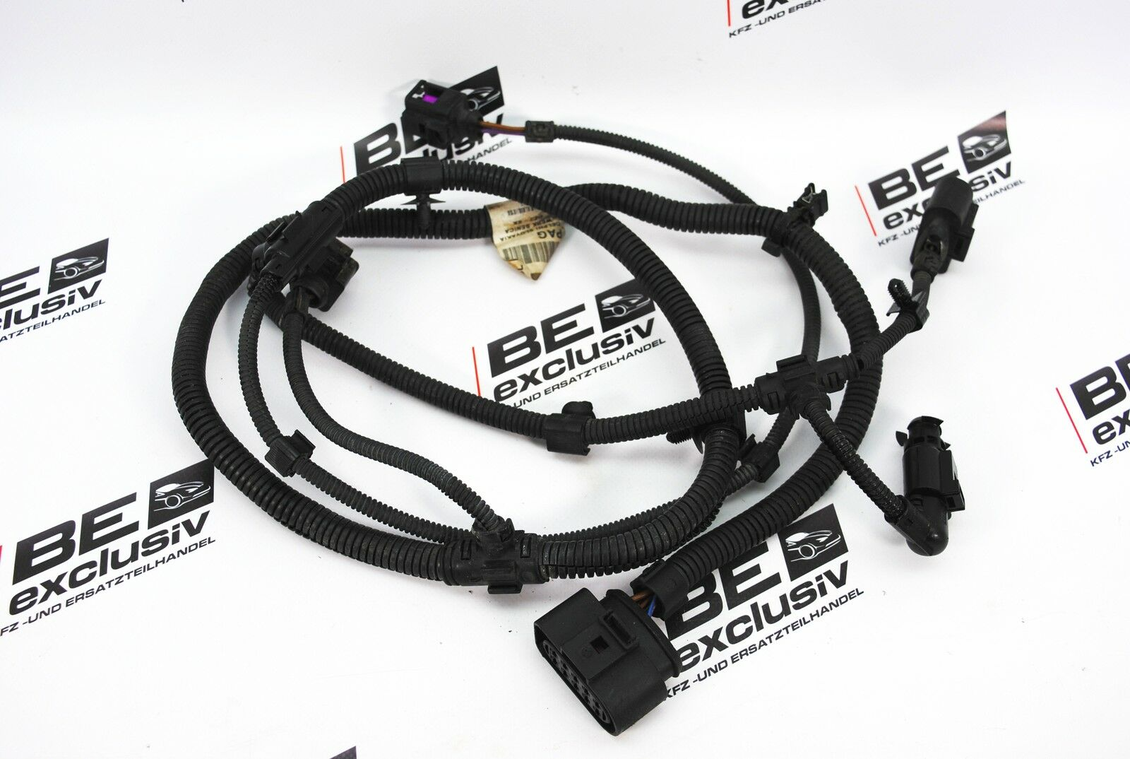 Orig Porsche Cayenne Turbo 955 Wiring Harness Cable Set Slam Panel 7l5971073l 1 Of 3only Available