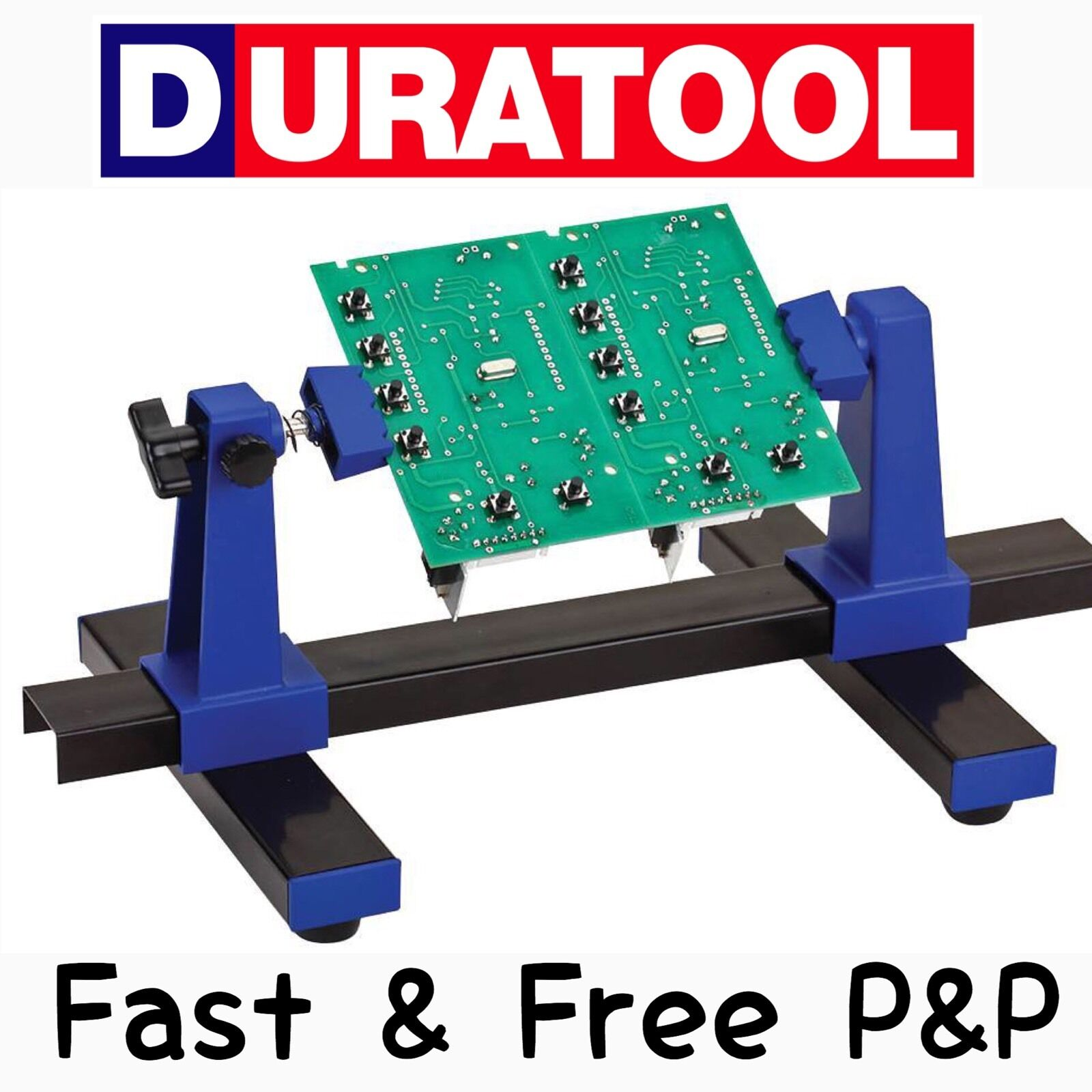 Pcb Holder Circuit Board Soldering 360 Adjustable Phone For Cell Repair Clamp Fixture Stand Toolsin Tool Model 1 Of 2free Shipping