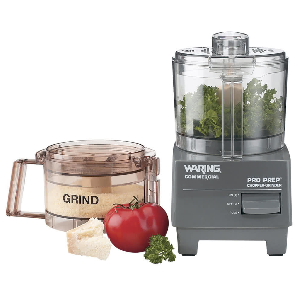 New waring commercial food processor restaurant kitchen for Cuisine commerciale equipement