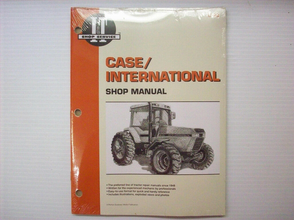IT MANUAL CASE/IH 7110, 7120, 7130, 7140 MAGNUM TRACTORS 1 of 1 See More