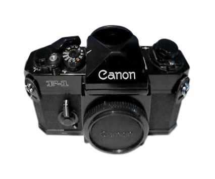 canon f 1 35mm slr film camera body only eur 230,34