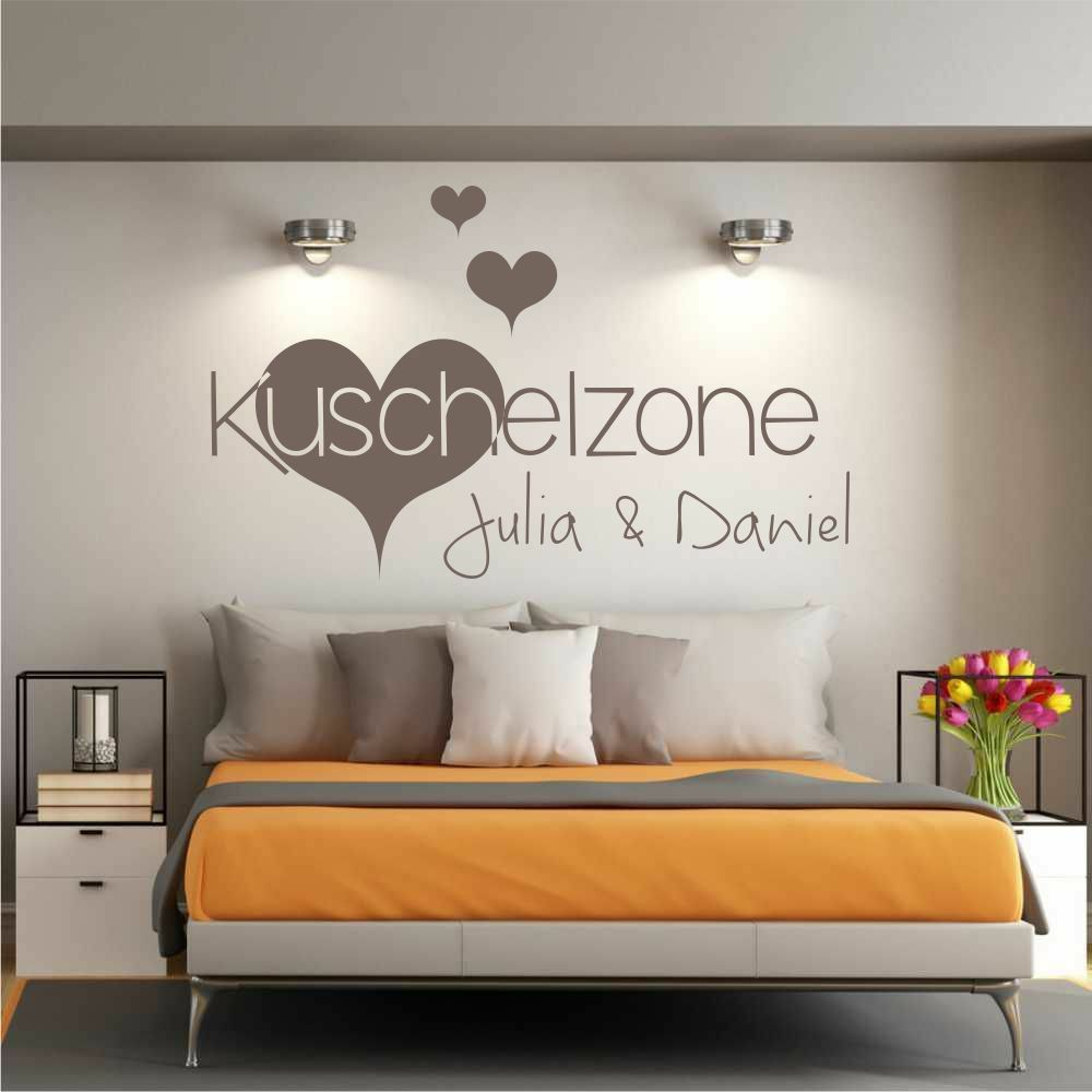 wandtattoo schlafzimmer namen schlafzimmer einrichten ideen pinterest wandideen zweit rige. Black Bedroom Furniture Sets. Home Design Ideas