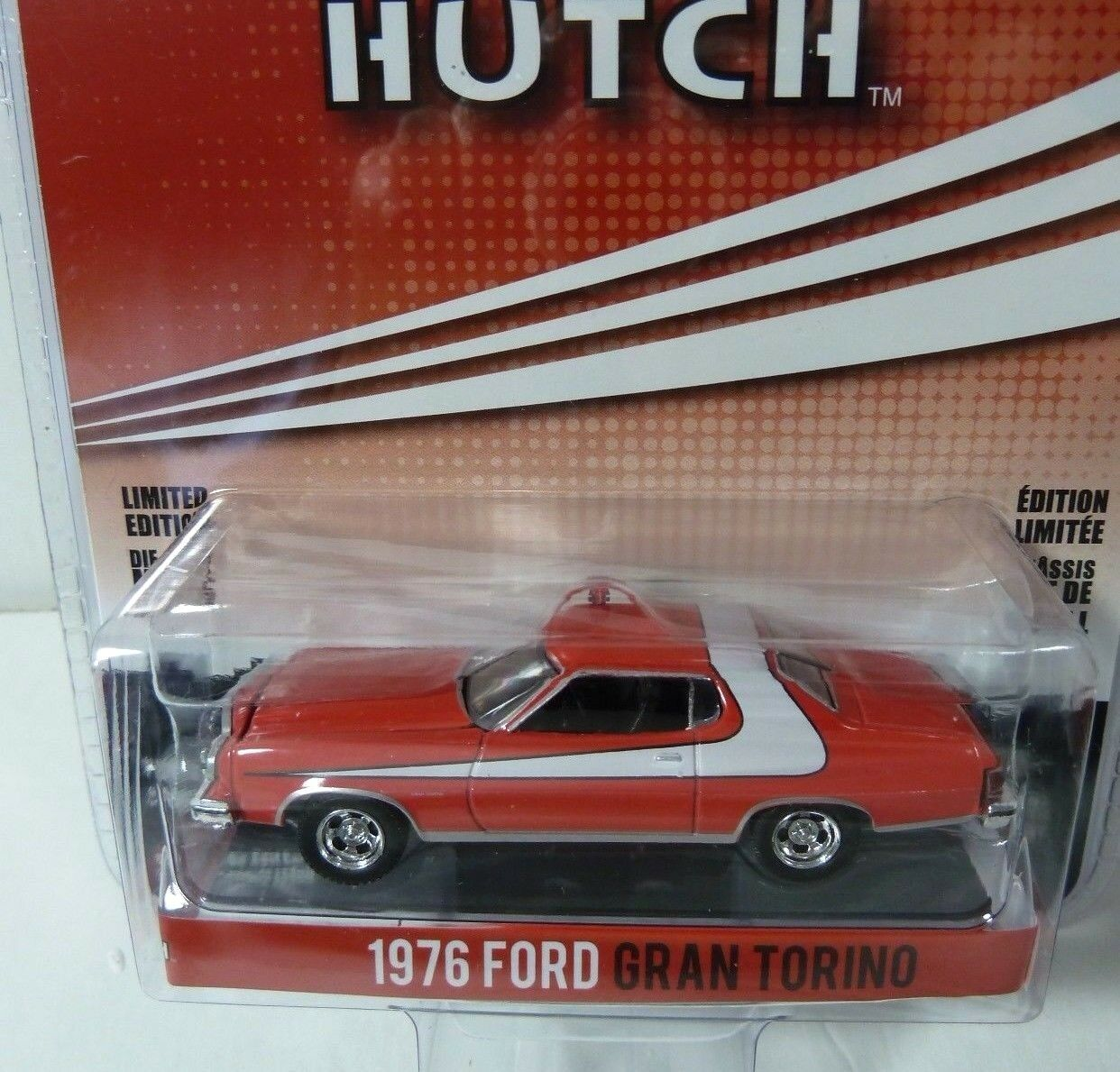 Greenlight 164 Hollywood S18 Starsky And Hutch 1976 Ford Gran 1964 Torino 1 Of 6only 2 Available See More