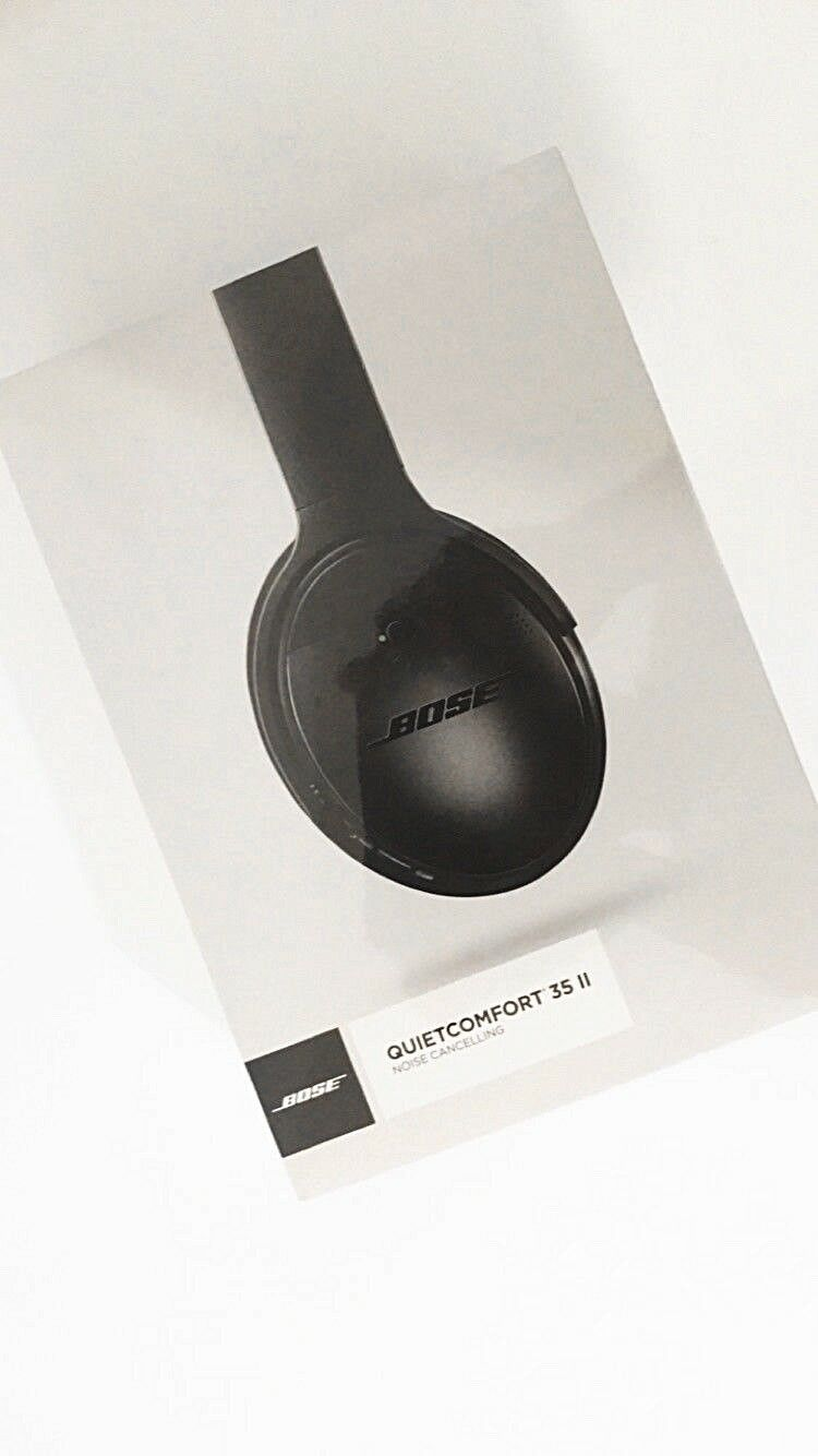 how to turn on noise cancelling on bose qc35