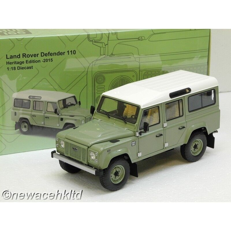 LAND ROVER DEFENDER 110 Heritage Edition 2015 Almost Real