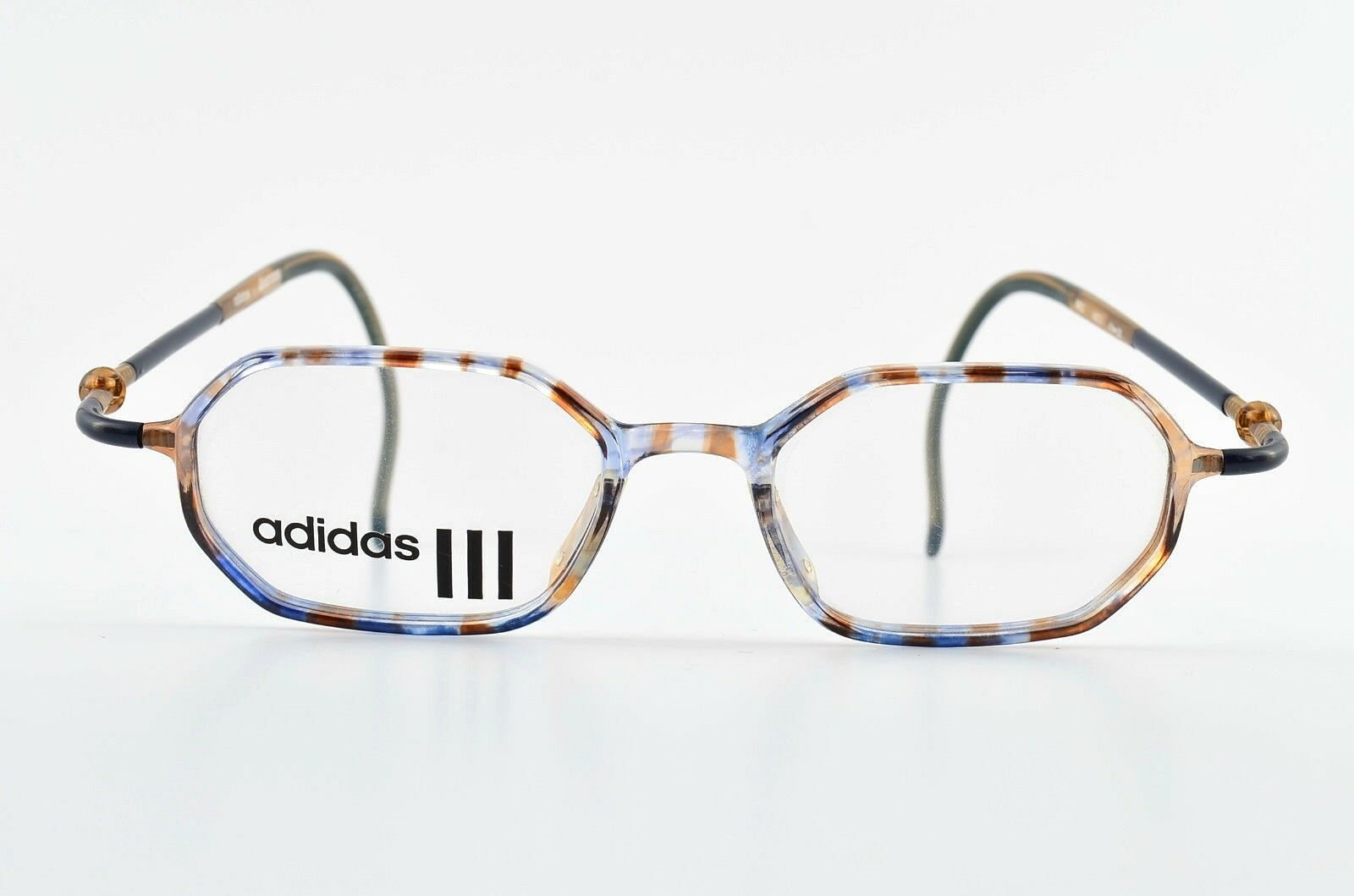 ADIDAS by MASTERS Vintage Brille Mod. A811 6053 Eyeglasses Lunettes ...