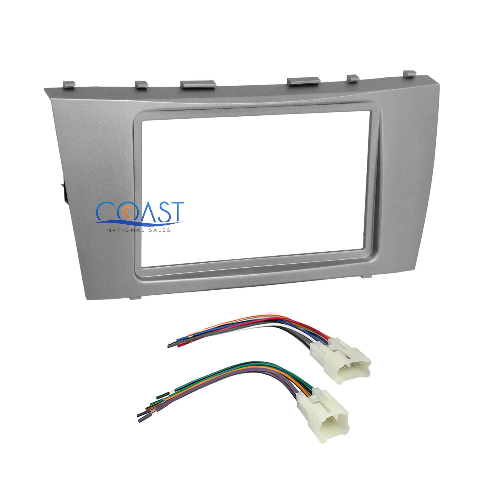Metra Car Radio Stereo Double Din Dash Kit Harness For 2007 2011 Toyota Highlander Wiring Camry 1 Of 3free Shipping See More
