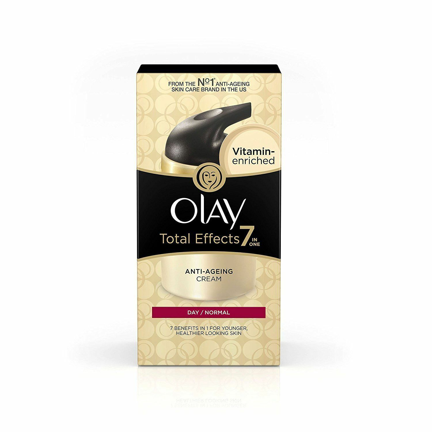 Olay Total Effects 7 In 1 Anti Aging Skin Cream Normal 50g Original One Ageing Night 50gr Fs Of 1only 3 Available
