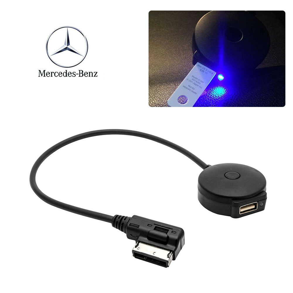 Wireless Interface Black Bluetooth Music Adapter For