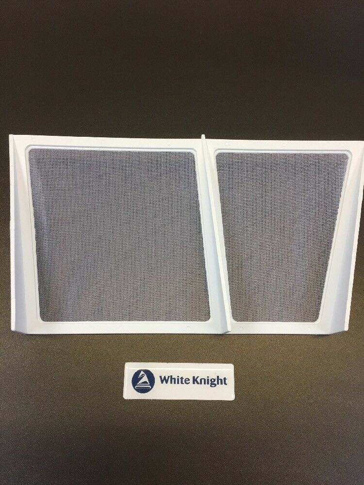 3kg white knight tumble dryer fluff filter 4213 092 38761 to fit small dryer picclick uk - Tumble dryer for small space pict ...
