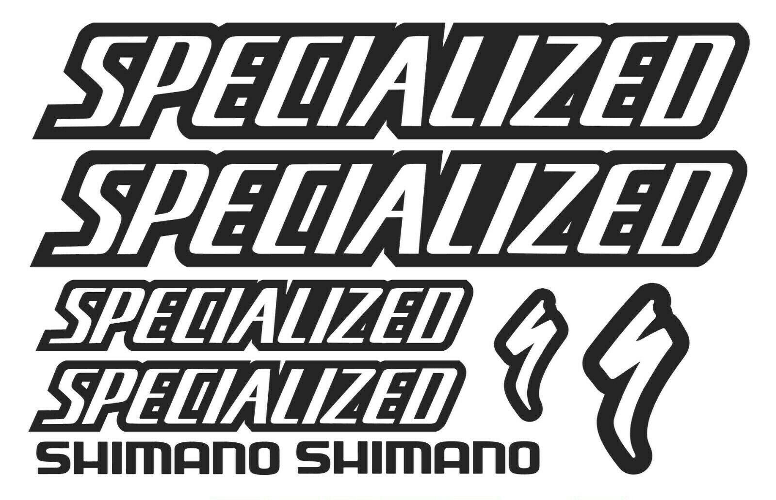 Gt bikes replacement vinyl decal graphic sticker set mtb dh xc bike 1 of 2free shipping