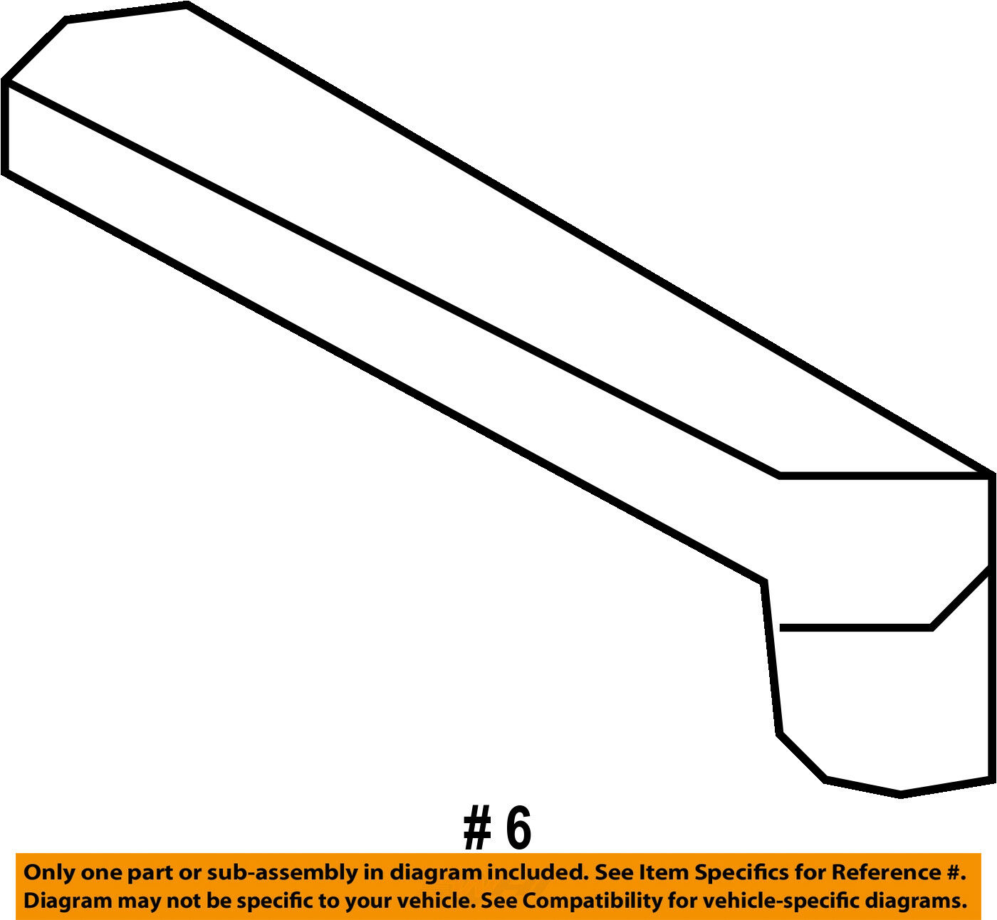 Jeep Chrysler Oem 97 17 Wrangler Hood Silencer Support Bracket Diagrams 1 Of 2free Shipping