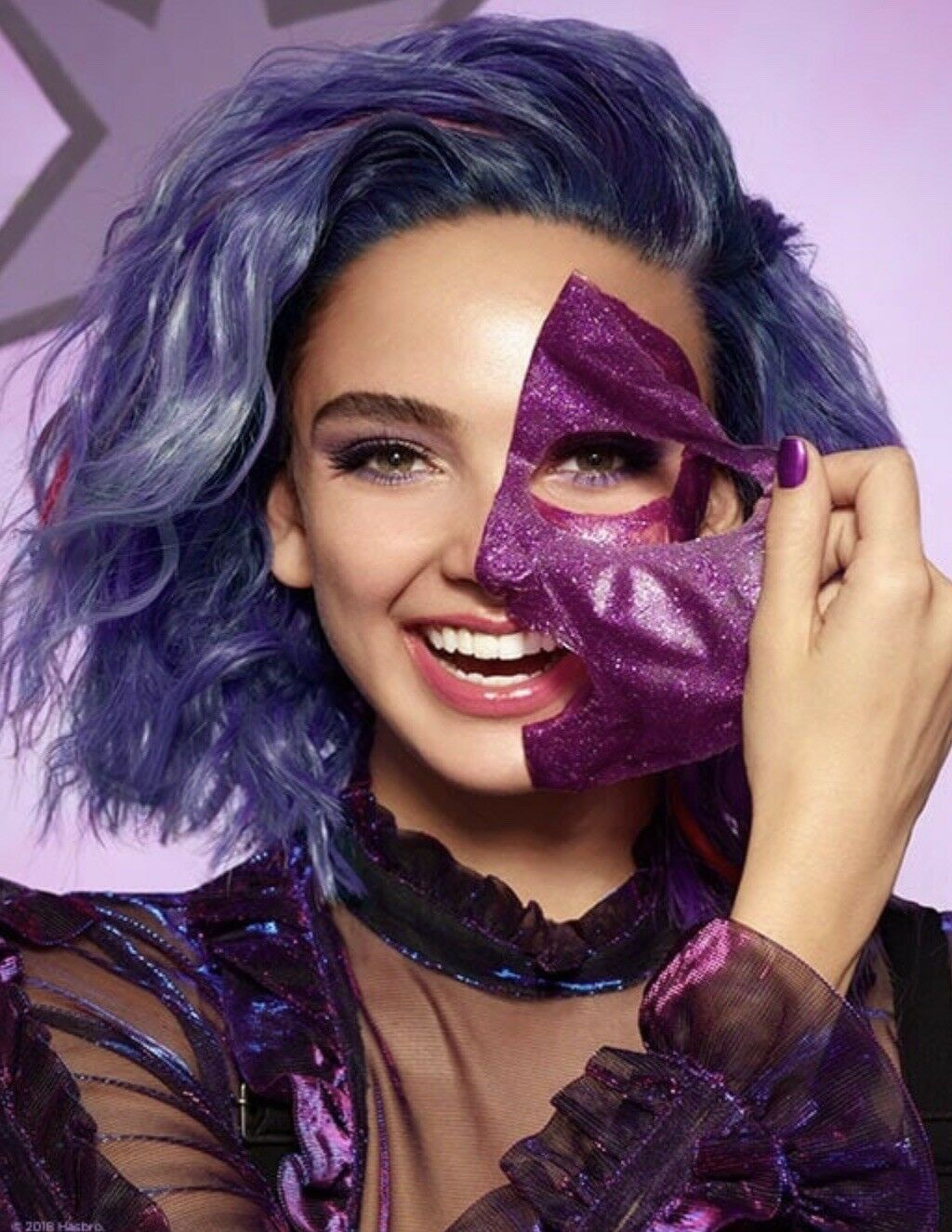 Glamglow My Little Pony Twilight Sparkle Glittermask Gravitymud 50 Gr 1 Of 4only Available