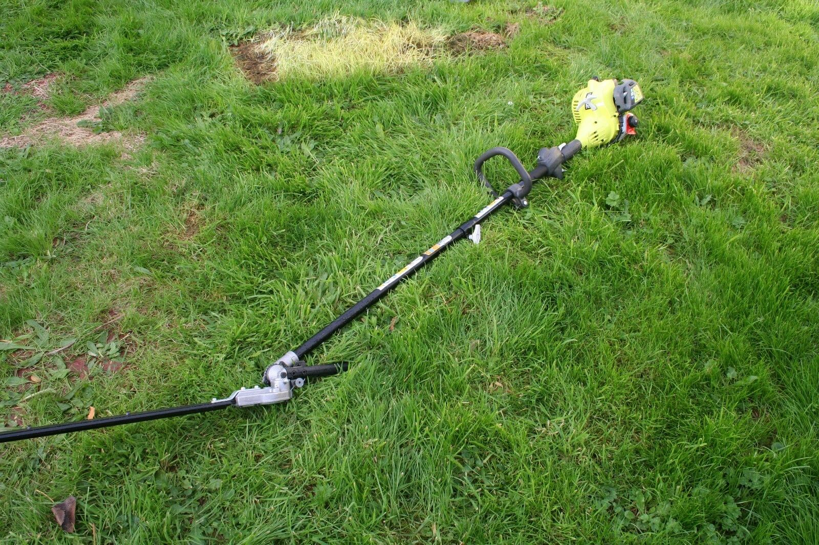 ryobi 26cc long reach hedge trimmer-good used condition.. - eur 146