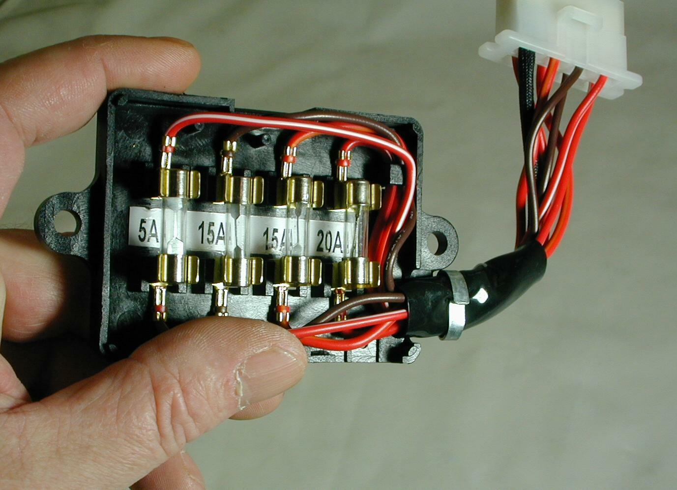 Fuse Box On Yamaha Virago Wiring Library Xs650 Simple Diagram Electronic Ignition New Fits Xs750 Xs850 Qfb4a 1 Of 1free Shipping See