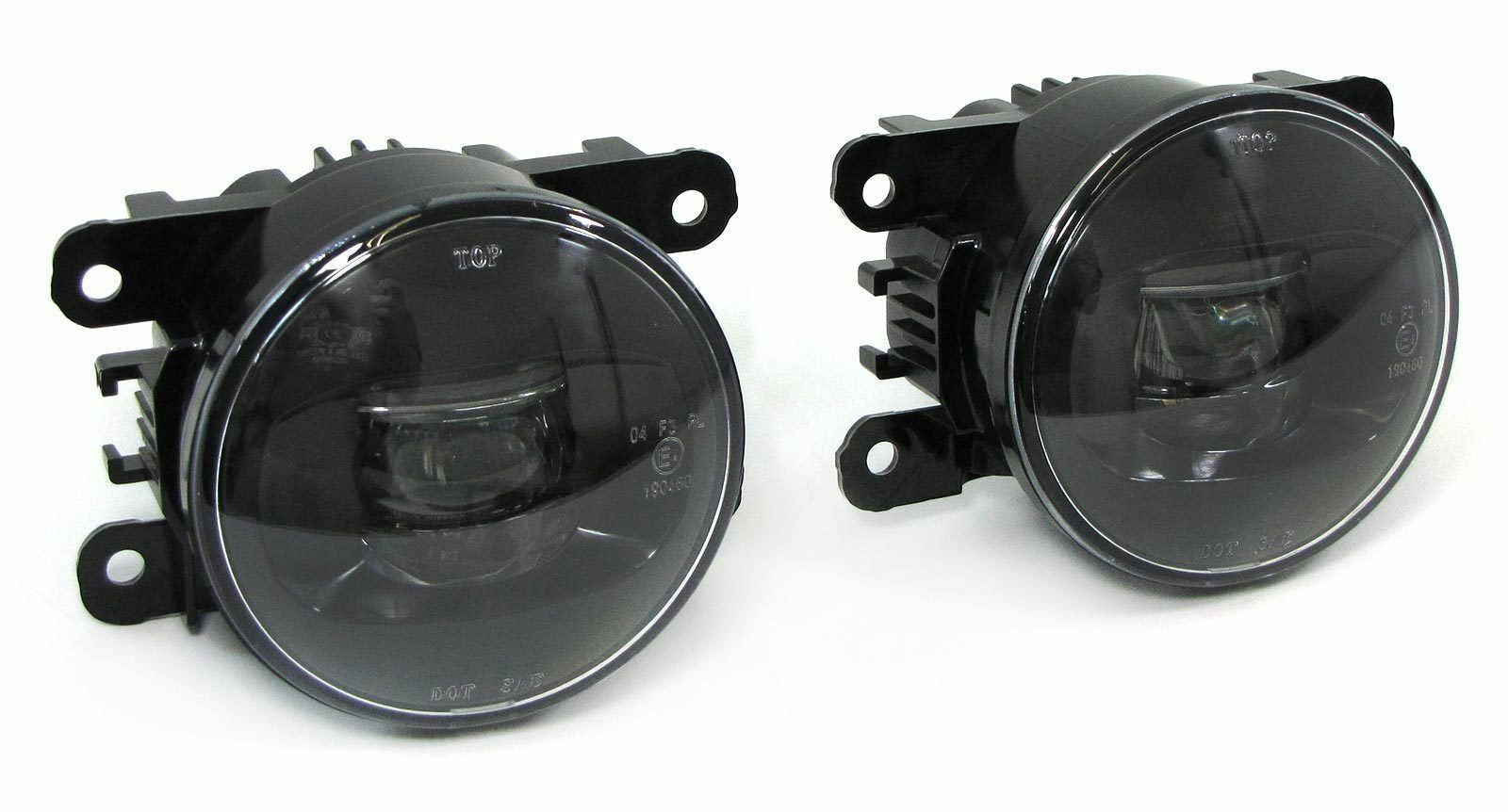 Smoked Led Fog Lights Vauxhall Agila Corsa D Astra G Vectra C Zafira Light Wiring Diagram 1 Of 1only Available