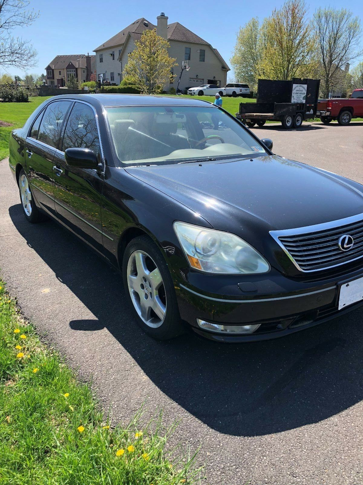 2006 Lexus LS 430 1 Of 11 See More