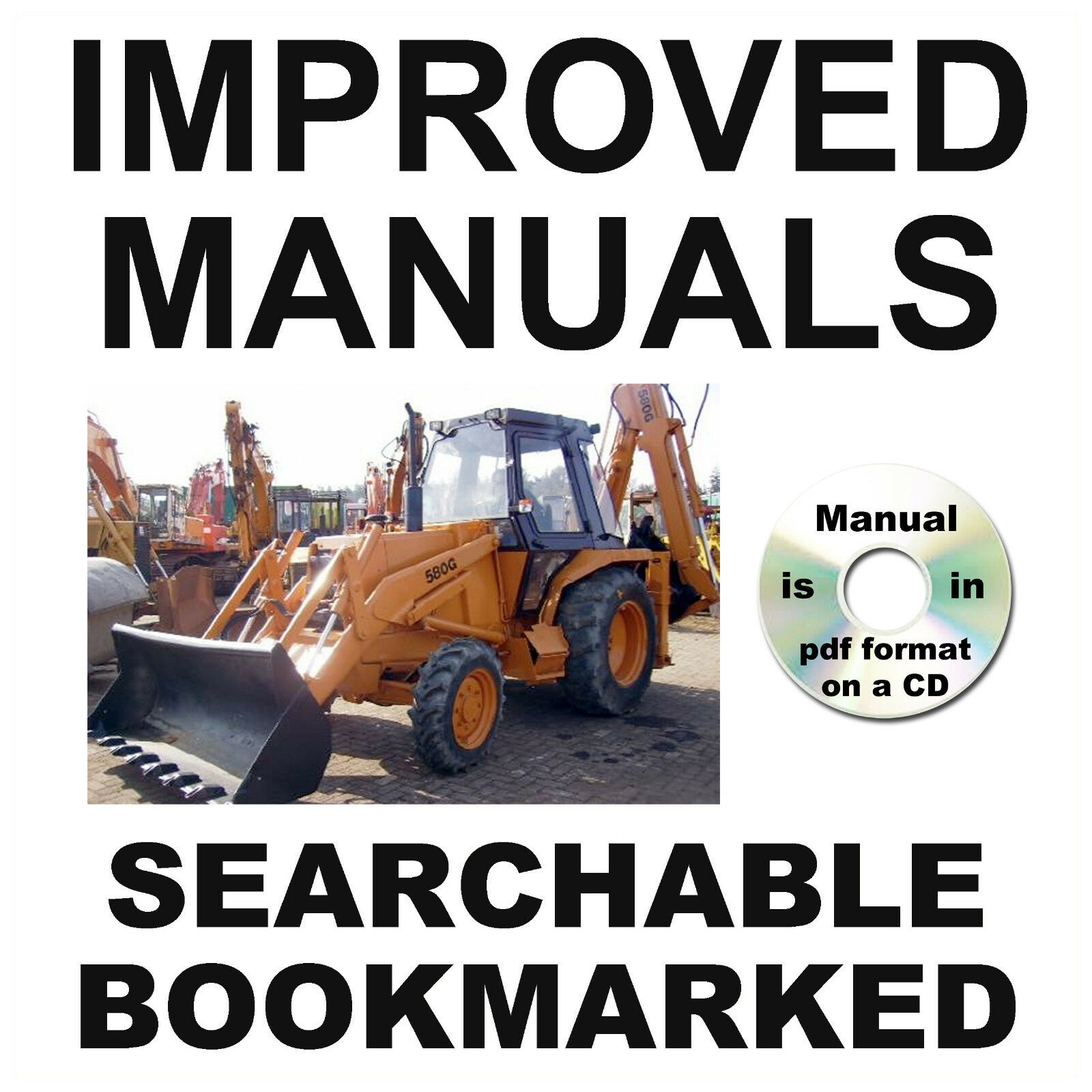 Parts Manual For Case 580l Ebook Tractor 480f Wiring Diagram Service Repair Searchable Cd Array 580g 580 G Ck Loader Backhoe Illustrated Catalog Improved Rh Picclick Com