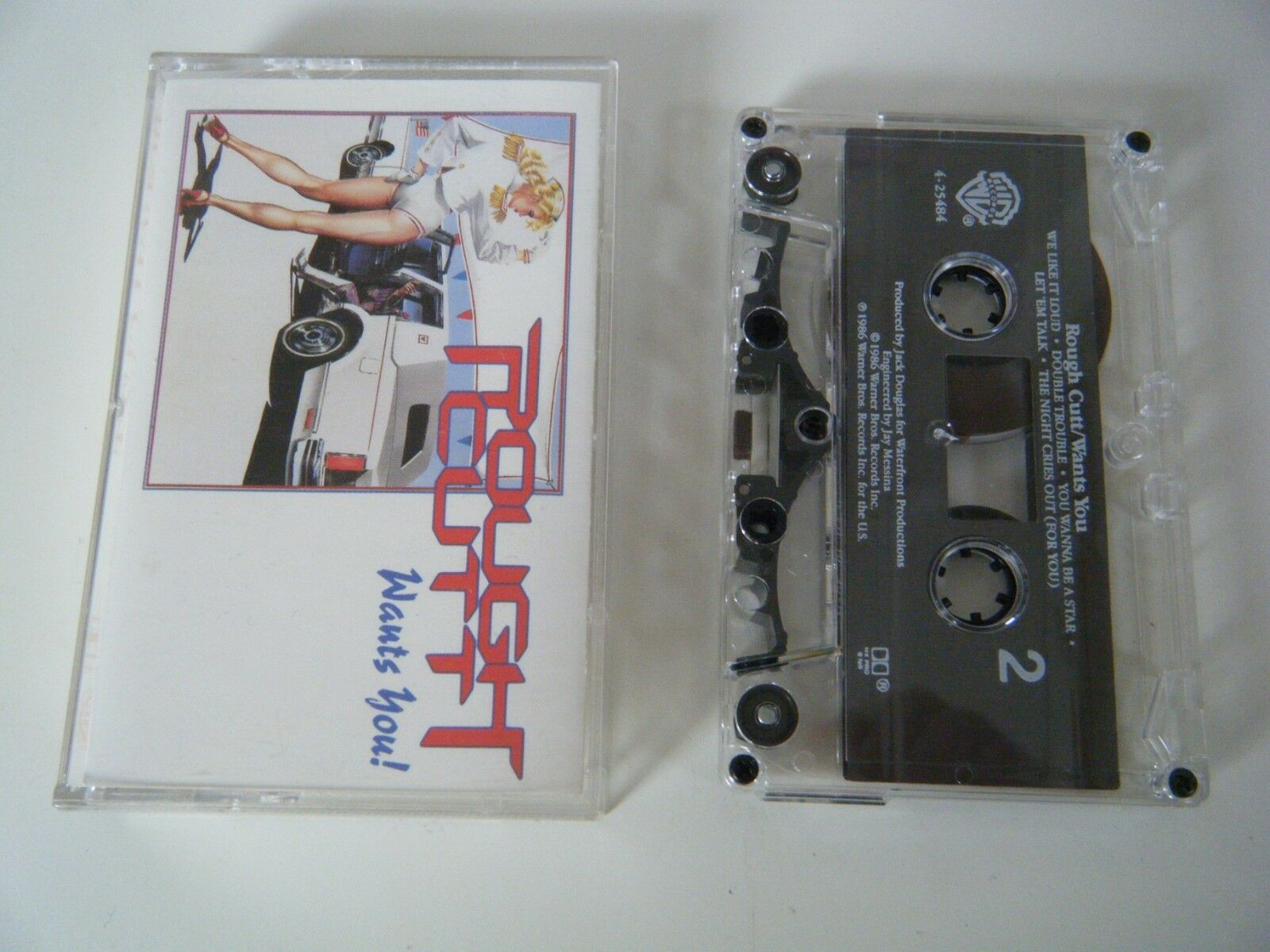 ¿Qué Estás Escuchando? - Página 6 Rough-Cutt-Wants-You-Cassette-Tape-Warner-Bros