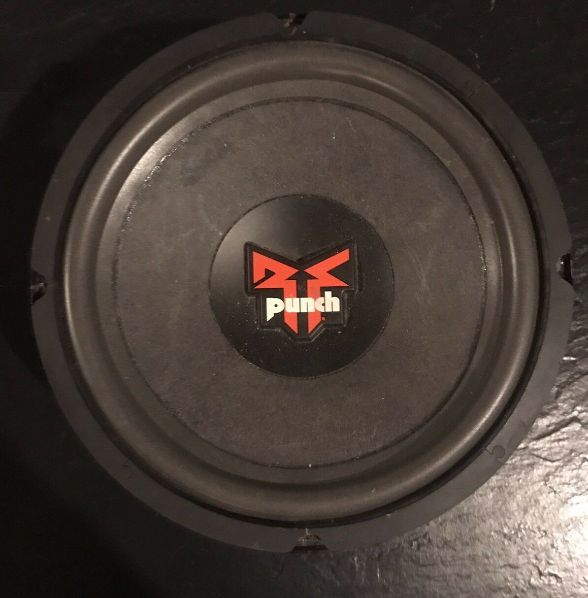 Rockford Fosgate Punch 10 Old School Skool Power Subwoofer Usa 45 2 Sale 1 Of 4free Shipping