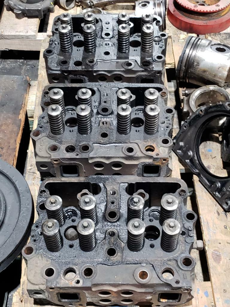 Cummins N14 Diesel Engine Cylinder Head Casting, P/N 3078360 1 of 1Only 3  available ...