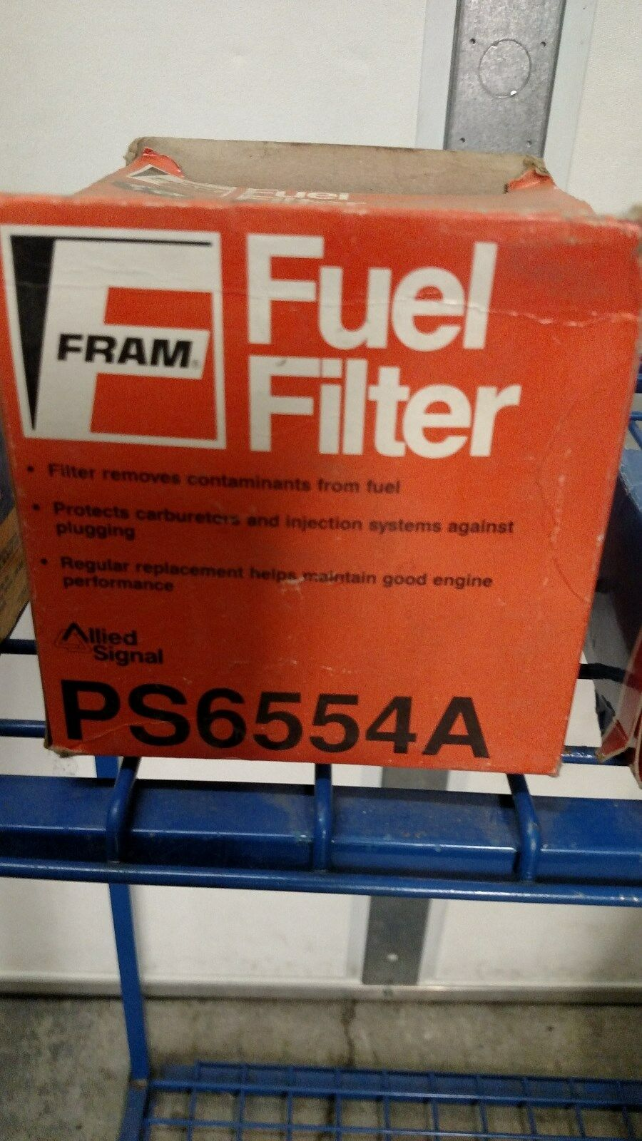 Fram Ps6554a Fuel Water Separator Filter 2850 Picclick Performance 1 Of 1free Shipping