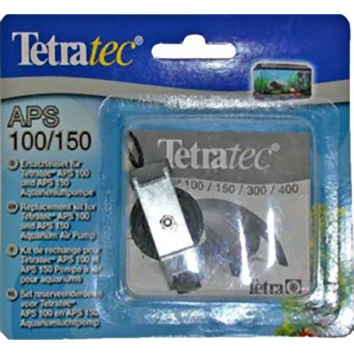 TetraTec Spares Kit for APS100 APS 100 Air Pump