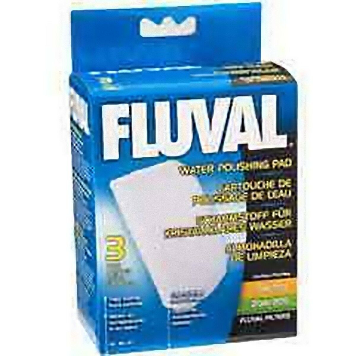 Fluval 304 305 306 Filter Polishing Pad pack of 6 GENUINE