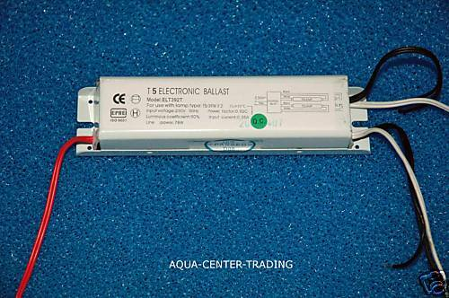 Ballast electronique t8 1x30 w aquarium elt301a eur 16 for Ballast aquarium t8